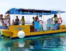 Výletní plavby lodí Calipso